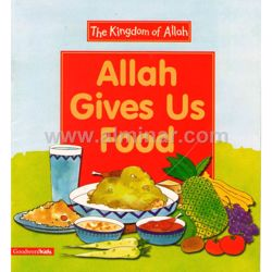 Picture of Allah Gives Us Food