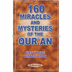 Picture of 160 Miracles and Mysteries of the Qur'an