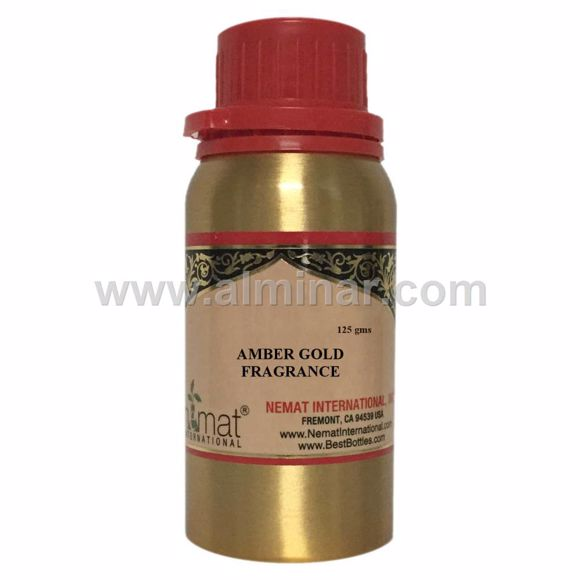 Picture of Amber Gold®  - Concentrated Fragrance Oil by Nemat