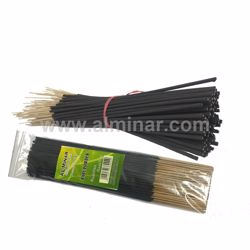 "Picture of Baby Powder Incense Bundle [11""]  [85-100 Sticks] - Hand Dipped Premium Quality"